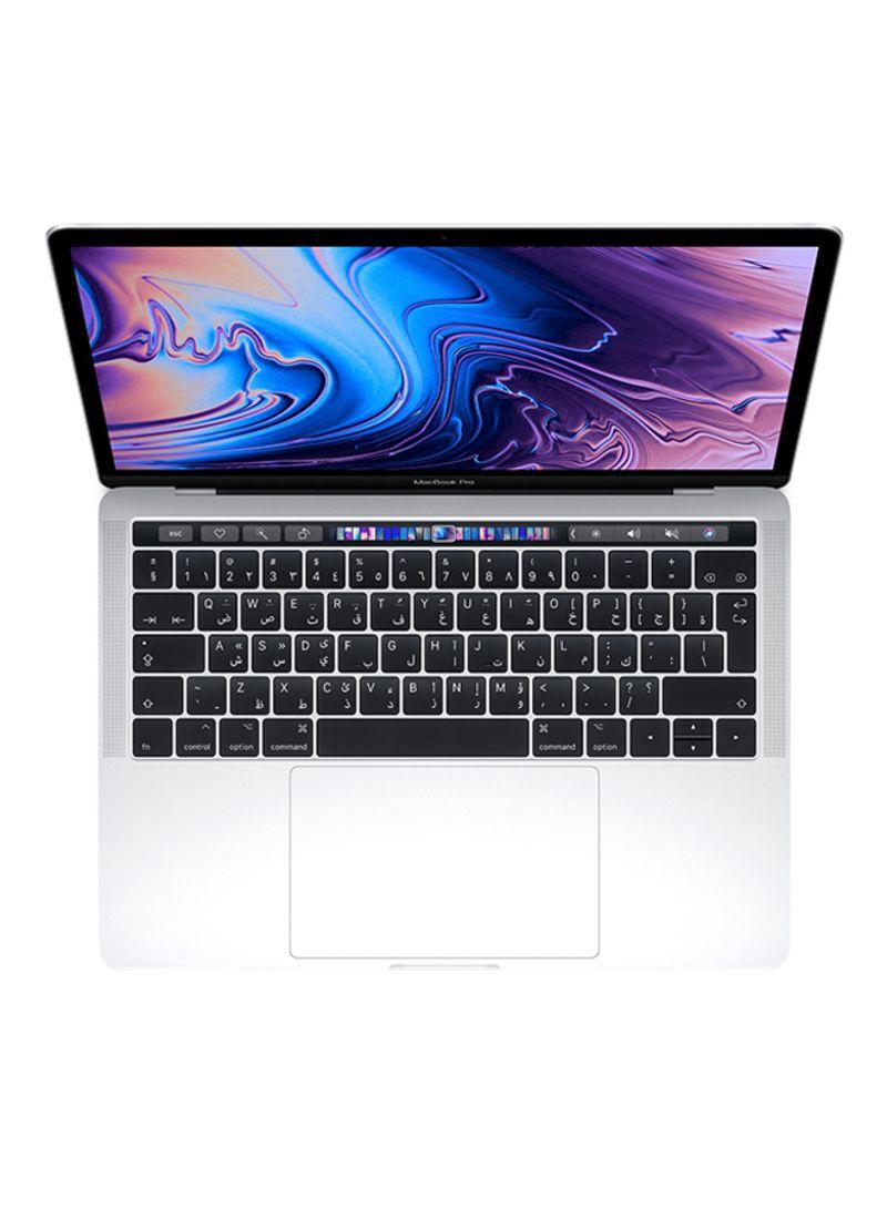 Macbook Pro Touch Bar Laptop With 13.3-Inch Retina Display, Core I5 2.4Ghz Quad Processor 8Gb Ram 512Gb Ssd Intel Iris Plus Graphics 655 2018 Silver_2