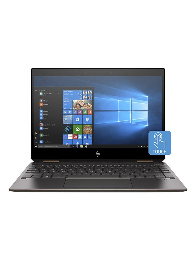 Spectre x360 2-In-1 Laptop With 13.3-Inch Display, Core i7 Processor 16GB RAM 1TB SSD Intel UHD Graphics 620 Dark Ash_2