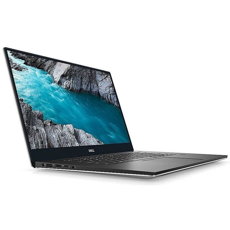 XPS-15 7590 Laptop With 15.6-Inch Display, Core i9 Processor 32GB RAM 1TB SSD 4GB NVIDIA GeForce GTX 1650 Graphic Crad Silver_2