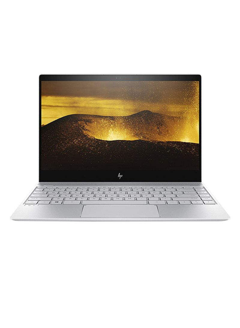 Envy 13-AH0002NE With 13-Inch Display, Core i7 Processor 8GB RAM 256GB SSD Integrated Graphics Silver_2