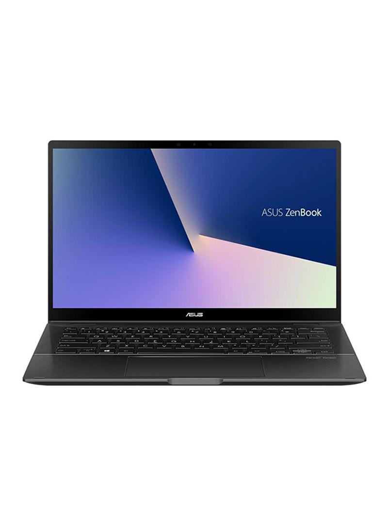 Zenbook Flip 14 UX463 Convertible 2-In-1 Laptop With 14-Inch Display, Intel Core i7 Processor 16GB RAM 1TB SSD 2GB NVIDIA GeForce MX250 Graphics Card Gun Grey_2