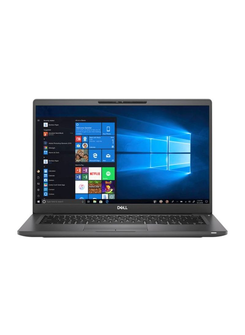 Latitude 7400 Laptop With 14-Inch Display, Core i5 Processor 8GB RAM 256GB SSD Intel UHD Graphics 620 Black_2