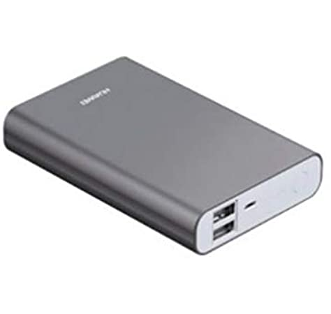 10000 mAh Portable Power Bank 10000mAh Black-Grey_2
