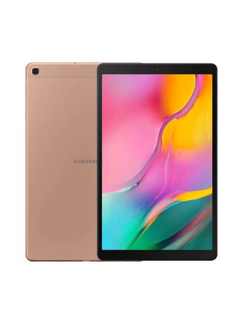 Galaxy Tab A (2019) 10.1-Inch, 2GB RAM, 32GB, Wi-Fi, 4G LTE, Gold_2