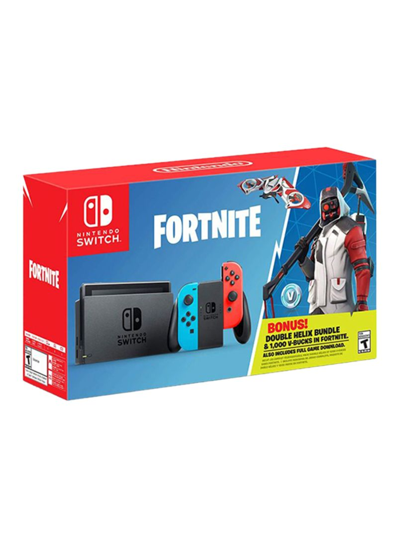 32gb gaming console with fortnite