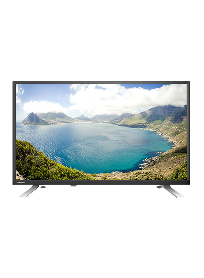 32-Inch HD Smart LED TV With Official Netflix And YouTube 32L5865EA Black