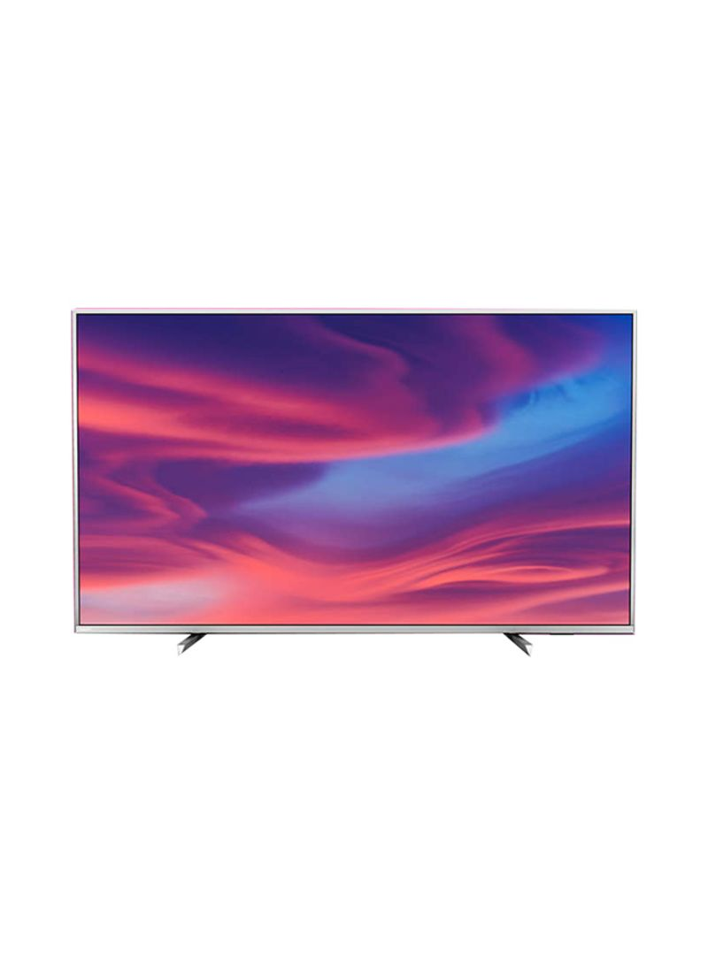 65-Inch Frameless Ambi-Light 4K UHD LED Android TV (2020) 65PUT7374 56 Black_2