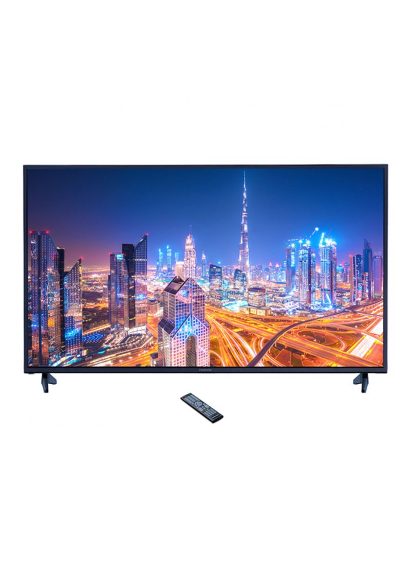 58-Inch 4K UHD Smart LED TV UHD60SLEDT Black