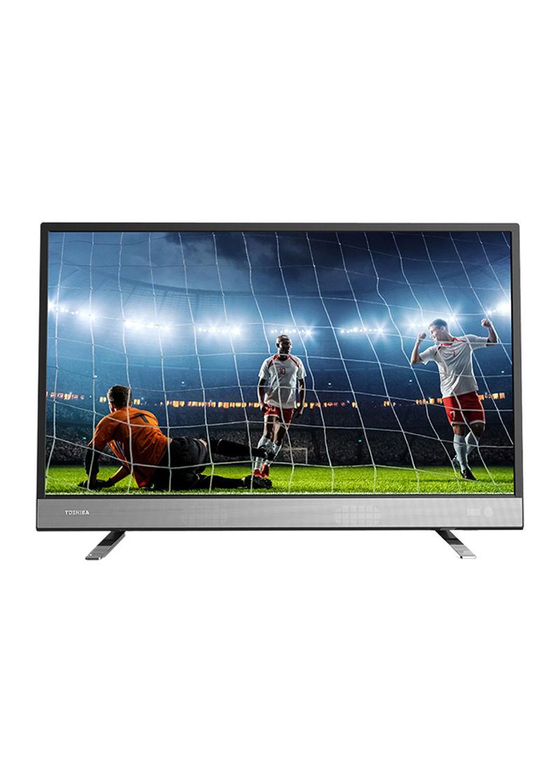 32-Inch Smart LED TV With Toshiba Portal 32L5780 Black