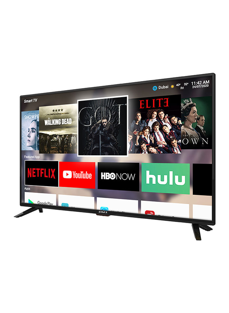 43-inch fhd led android smart tv 43lf670v black