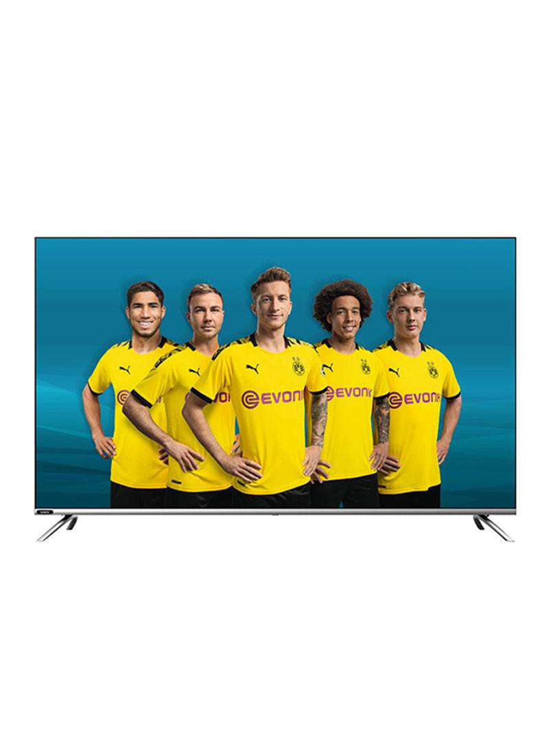 65-Inch Ultra HD Smart LED TV U65H7 Silver