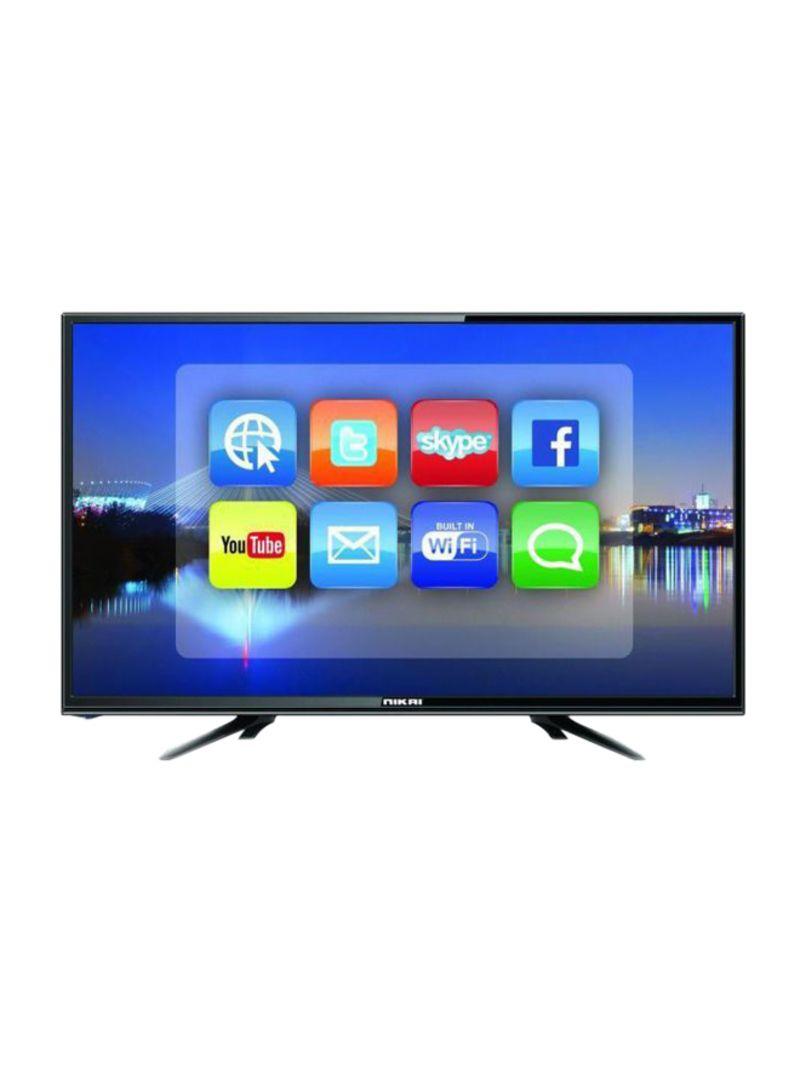 32-Inch HD Smart LED TV NTV3200SLED3 Black_2