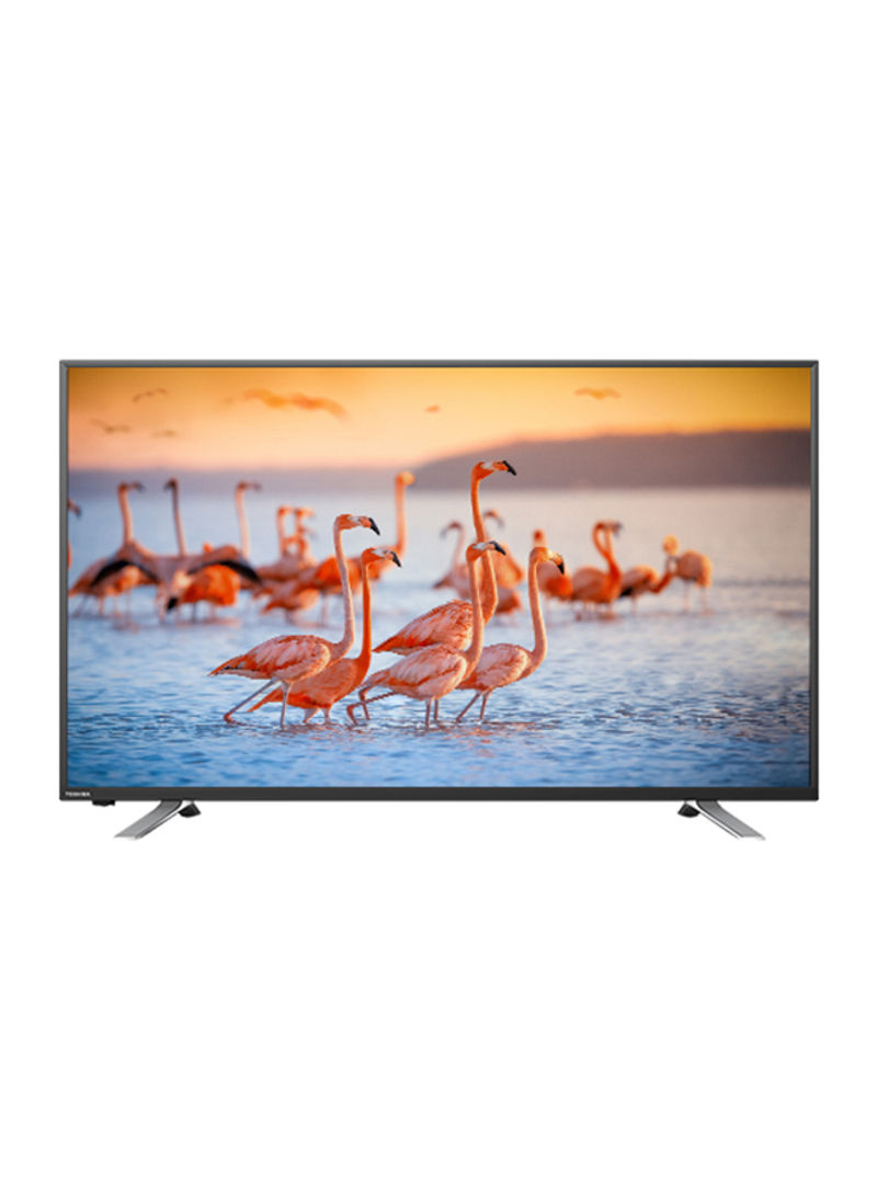 43-inch 4K Smart LED With Official Netflix And YouTube 43U5865EE Black