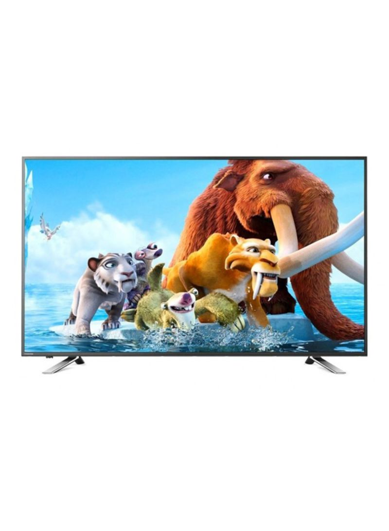 50-inch uhd smart led tv with official netflix and youtube 50u5865ee black