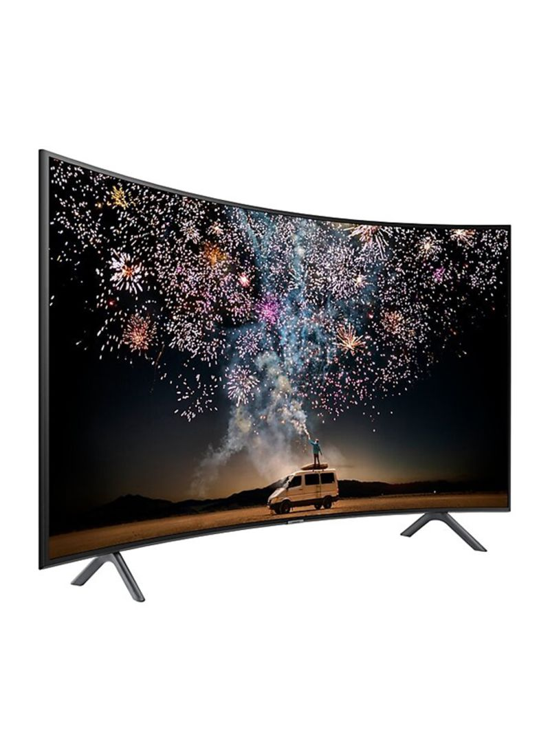 65-inch curved smart 4k uhd tv 65ru7300 black (2019)