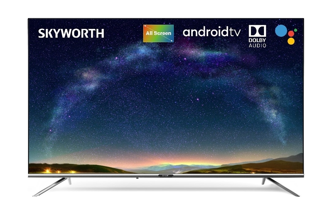 43-inch full hd android smart led tv 43tb7000 black