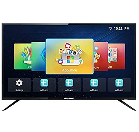 55-inch ultra hd smart led tv afled5520dusha black