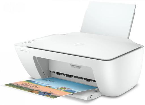 Deskjet 2320 all-in-one printer white