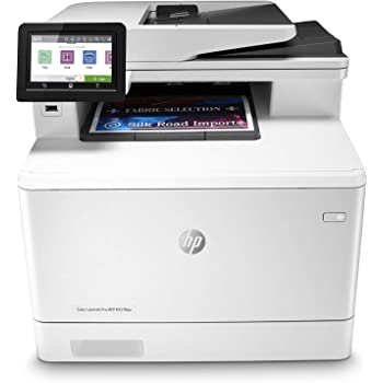M428Fdw LaserJet Pro Printer With Print Copy Scan Fax Email,W1A30A 16.93x12.8x25inch White