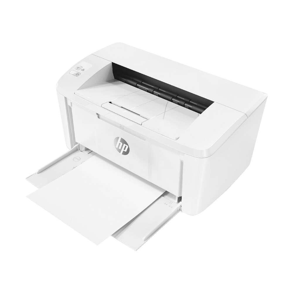 LaserJet Pro M15w Laser Printer With Print Function,W2G51A White_2