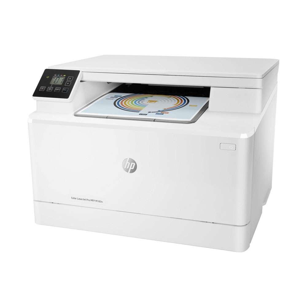 MFP M182n Color LaserJet Pro Printer White_2