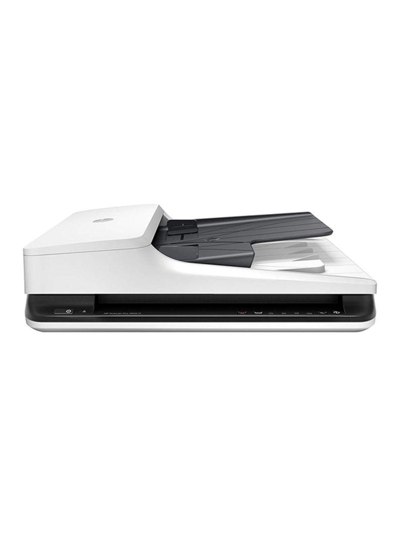 ScanJet Pro 2500 f1 Flatbed Scanner L2747A Multicolour