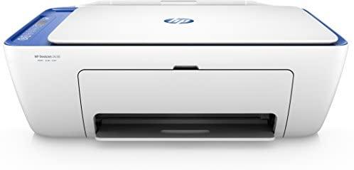 Deskjet wireless all-in-one printer white