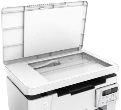 Hp laserjet pro m26nw multifunction printer,t0l50a white