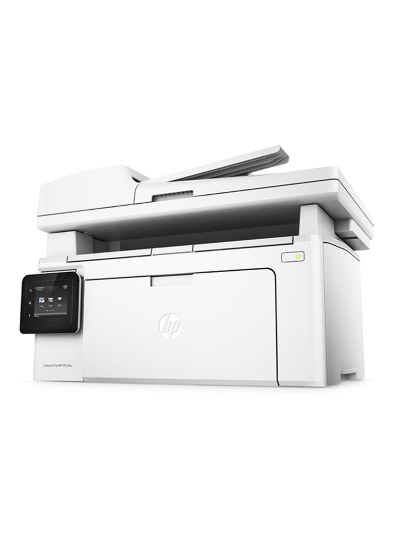 LaserJet Pro M130fw Wireless Monochrome Multi Functional Printer,G3Q60A White_2