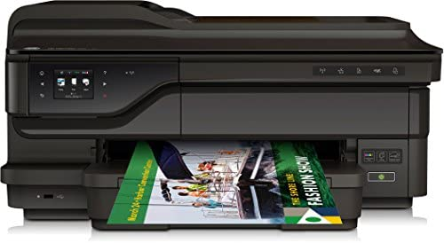 Officejet 7612 a3 wide format e-all-in-one ,wireless color printer,g1x85a black