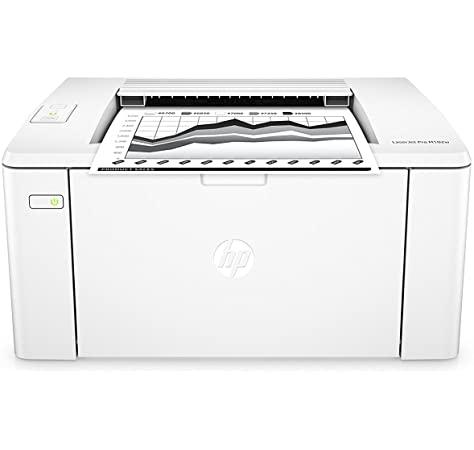 Laserjet pro m102w printer with print wi-fi function,g3q35a white