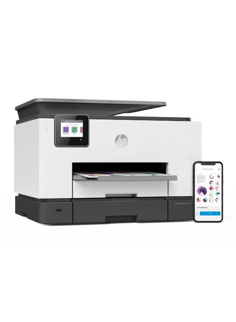 OfficeJet Pro 9023 All-In-One Printer With WiFi Function,1MR70B 437 x 519.8 x 318.3millimeter Grey_2