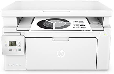 Laserjet pro m130a monochrome multi functional printer ,g3q57a 398x231x288millimeter white