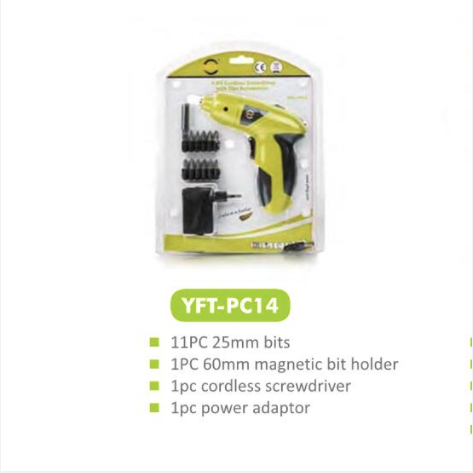 YFT-PC14 Screw Driver_2