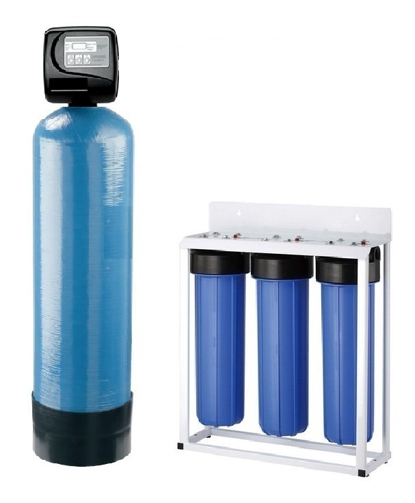 Multi-Media Water Filtration System - AquaPro_3