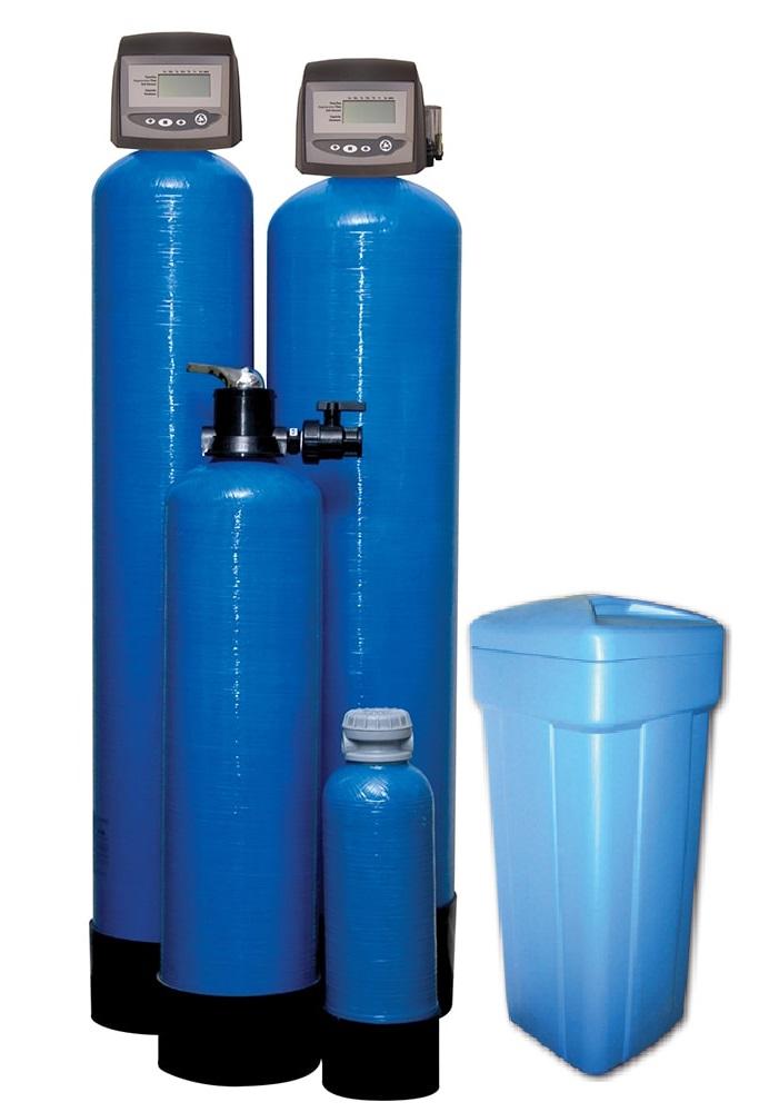 Multi-Media Water Filtration System - AquaPro_6