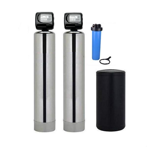 Multi-Media Water Filtration System - AquaPro_5