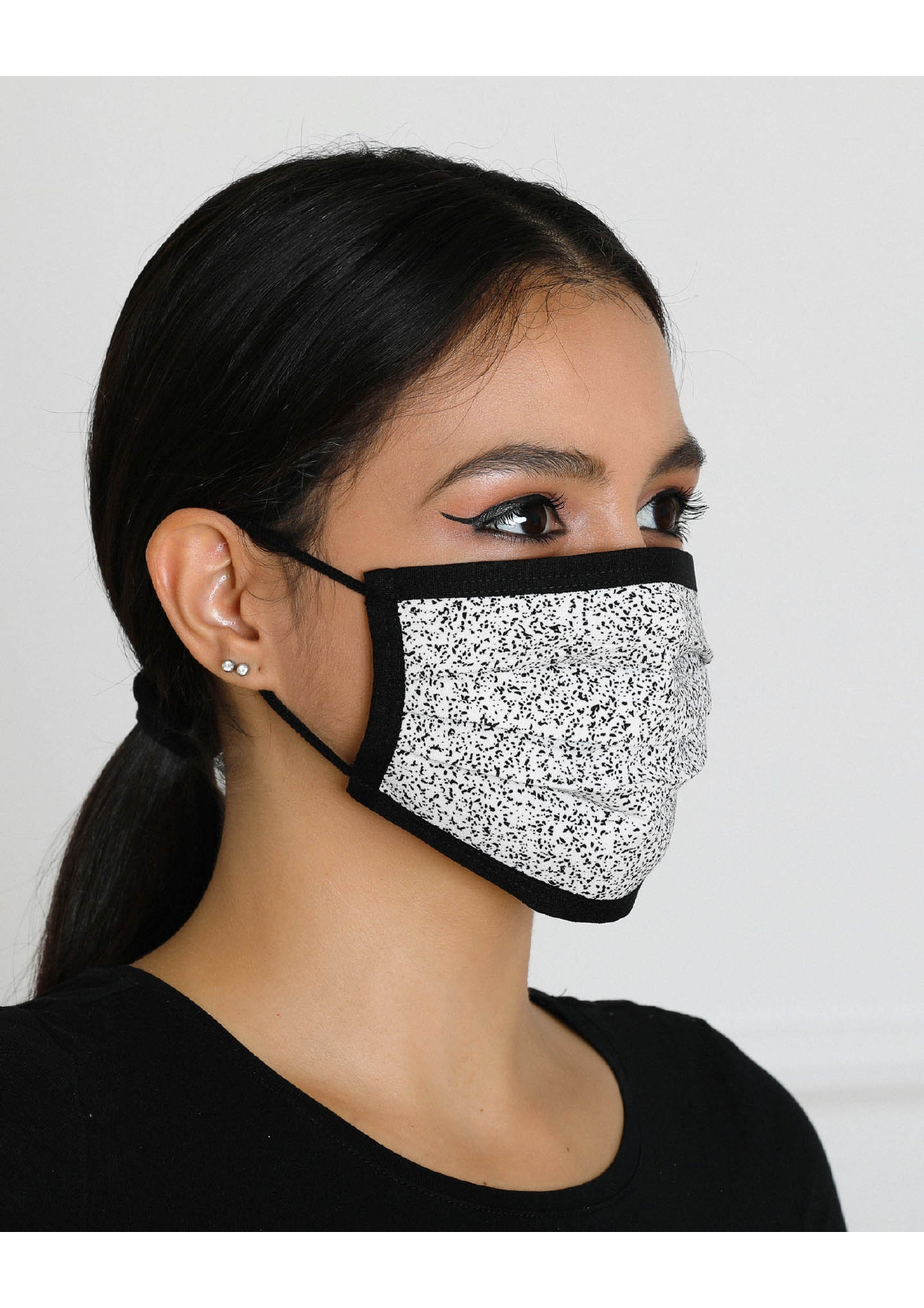 Silver ion mask