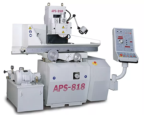 Aps-818p full auto surface grinding machine