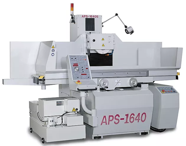 Aps-1640s full auto surface grinding machine