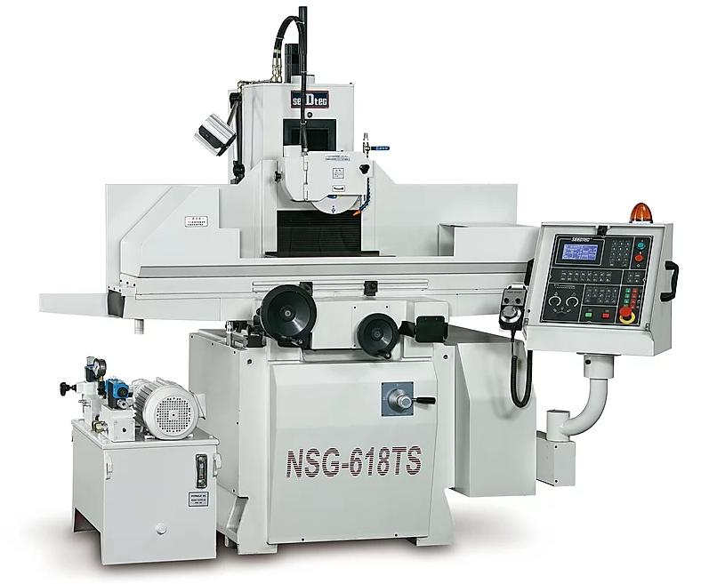 Nsg-618ts mirror surface grinding machine