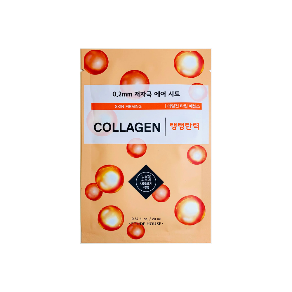 Etude House Therapy Mask - COLLAGEN_2
