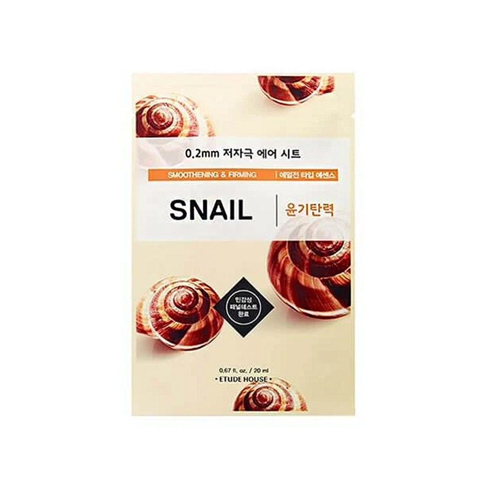 Etude House Therapy Mask - SNAIL_2