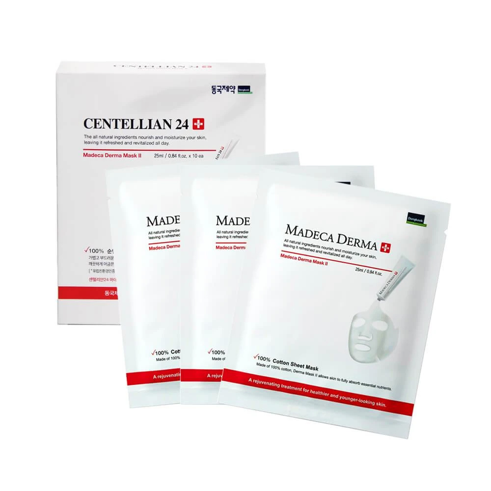 Centellian24 MADECA Derma Mask II,1pc_2