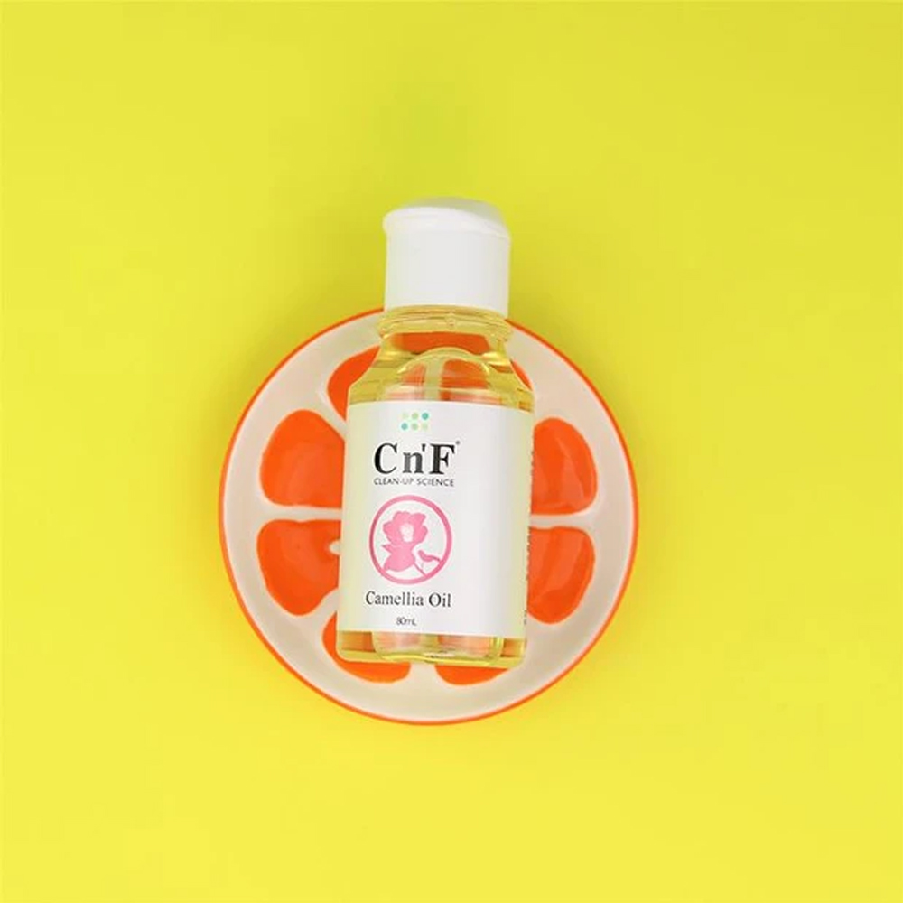 CnF Camellia Oil, 80 ml (for Hair and Skin)_3