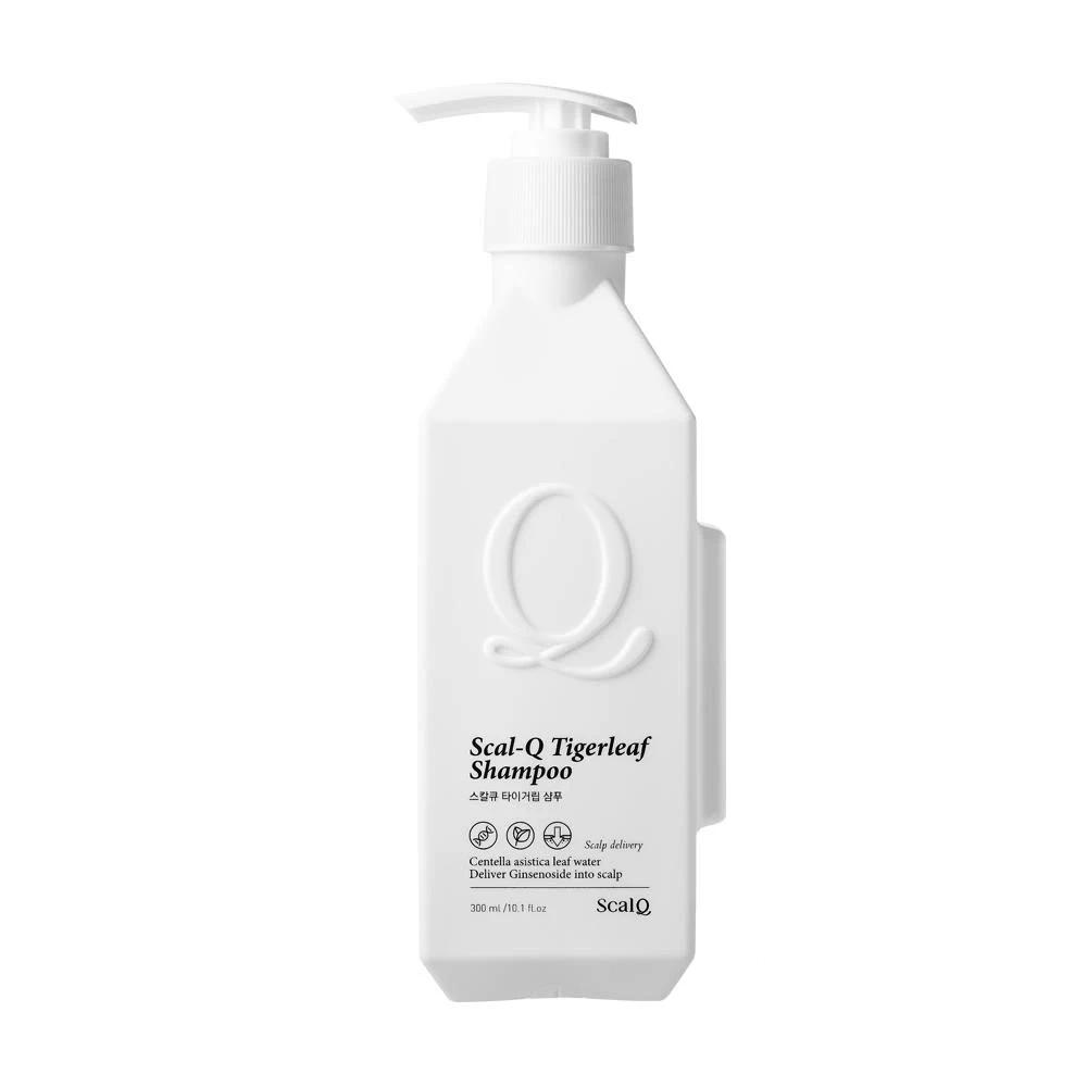 Scal-Q Tigerleaf Shampoo,300ml (hair loss care and health)