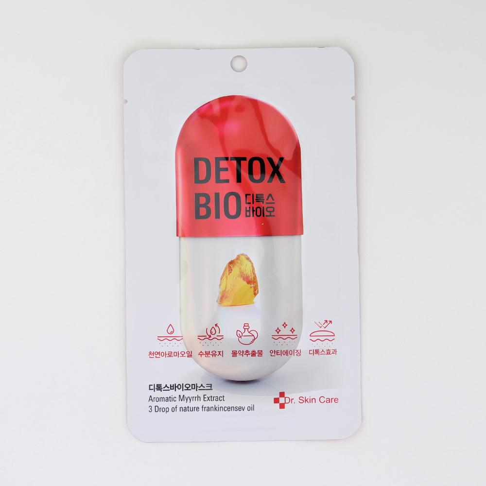 Dr Skin Care Detox Bio Mask,1pc