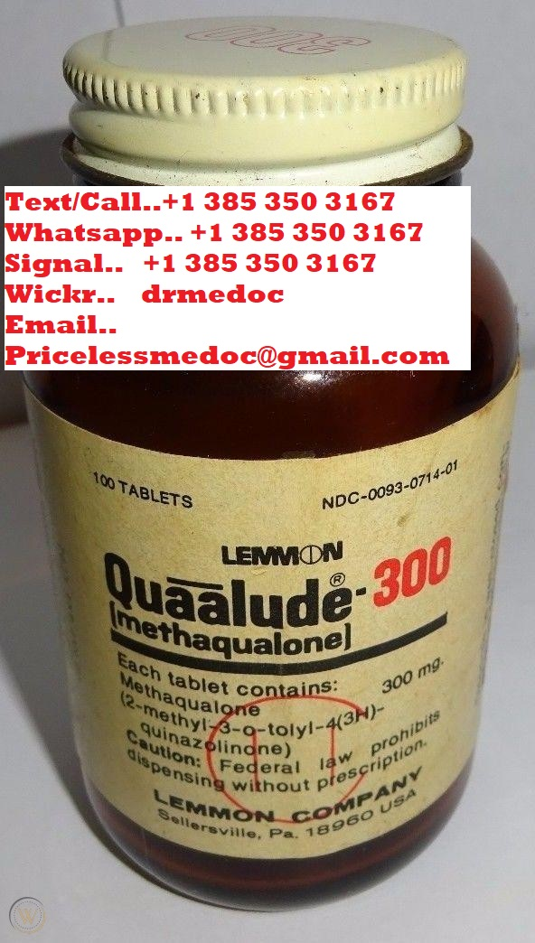 License quaaludes available whats app :  1 202 854 9357