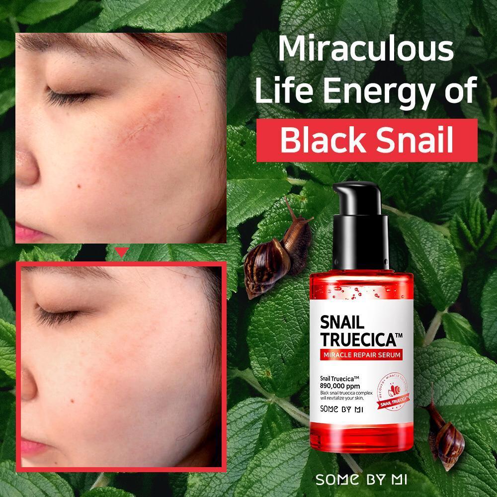 Somebymi SNAIL TRUECICA Miracle Repair Serum 50ml (Scar treatment)_2