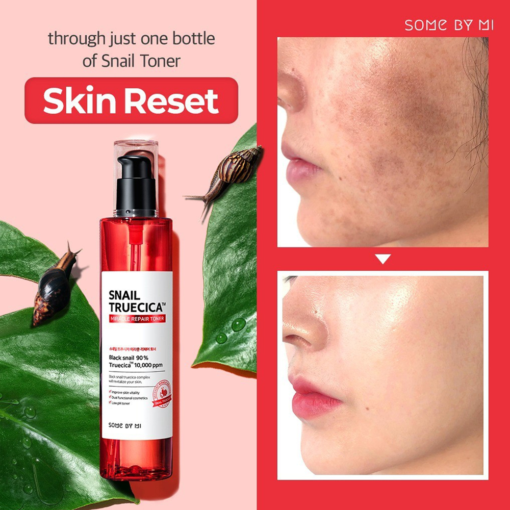 Somebymi Snail Truecica Miracle Repair TONER 135ml_2